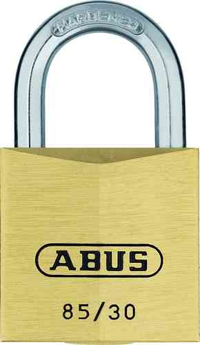 Abus Messing-Hangschloss 85